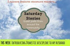 Learning christian domestic discipline
