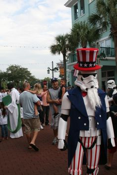 July 4th... Celebration Florida! - Virtually Yours