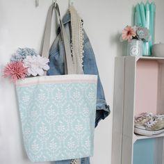 Torie Jayne Design Molly Print Canvas Tote Bag