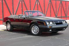 Used 1986 Ford Mustang GT-5.0-SUMMER FUN- CONVERTIBLE- AFFORDABLE CLASSIC- 302/5-SPEED | Mundelein, IL