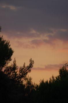 sunset - Villapiana Lido - Calabria