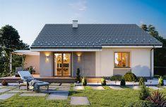 Village House Design, Village Houses, Wooden Pallet Furniture, Simple House, Bungalow, My House, Architecture Design, House Plans, Farmhouse