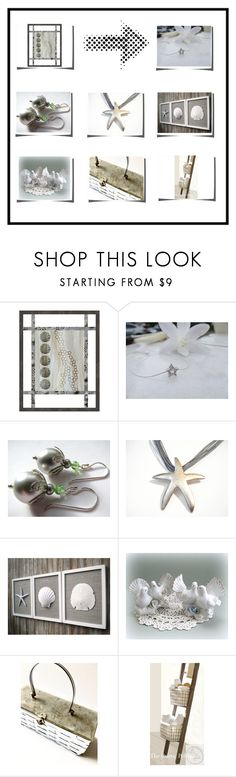 By The Rustic Pelian by therusticpelican on Polyvore featuring modern, contemporary, rustic and vintage
