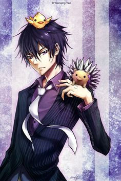 TYL Hibari -contest prize- by yuumei on DeviantArt