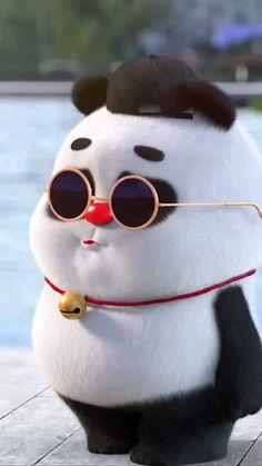 cute panda�