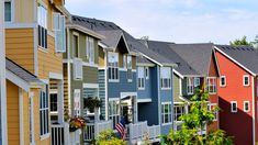 In our era of division and hate, this West Seattle community gives me hope. Seattle Neighborhoods, West Seattle, Commercial Real Estate, Master Plan, Property Management, Being A Landlord, High Point, Townhouse, Sustainability
