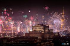 Feuerwerk fotografieren – Tipps & Tricks | DDpix.de