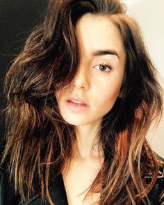 "240.1k Likes, 555 Comments - Lily Collins (@lilyjcollins) on Instagram: ""Another travel day has me disheveled and out of sorts..."""