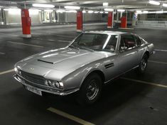 1970 Aston Martin DBS Maintenance of old vehicles: the material for new cogs/casters/gears/pads could be cast polyamide which I (Cast polyamide) can produce