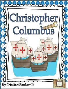 A is for Adventures of Homeschooling: Columbus Day!