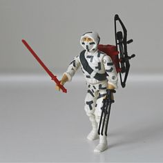 GI Joe Action Figure, Storm Shadow, 1988 Hasbro.