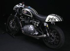 Triumph by BA MOTO Motorcycle Club