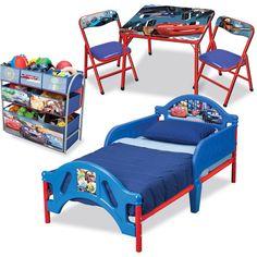 Disney 3-Piece Cars Room Set - Walmart.com