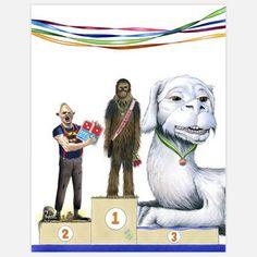 Top Three Ltd Print 11x14 now featured on Fab.