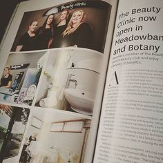 Sneak peek!  Our beautiful spread in The Beauty Book. . . . . #thebeautyclinic #thebeautybook #magazinespread #magazine #magazine2017 #skin #skincare #beauty #cosmetics  #beautytherapy #beautytherapist #skintherapist #advancedskincare #skinhealth #skintips #clinic #womeninbusiness #loveyourskin #nzbloggers #nzblog #auckland #botany #meadowbank #newzealand #nz