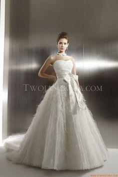 Robe de mariée Jasmine T487 Couture 2012 - Fall 2011