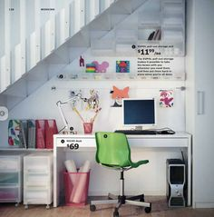 Home office space inspiration