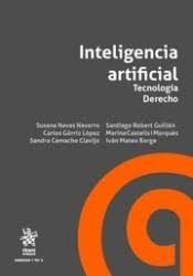 Inteligencia artificial : tecnología, derecho / Susana Navas Navarro (dir.). - 2017