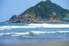 日南海岸  Nichinan beach