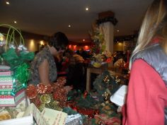 Annual Christmas Market held in the Angus Hotel, Blairgowrie