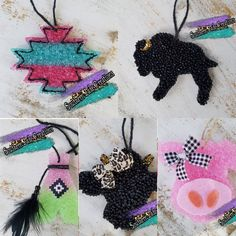 FREE different shapes Car freshies. Homemade Air Freshener, Car Air Freshener, Christmas Scents, Christmas Ornaments, Aroma Beads, Diy Car, Different Shapes, Eos Products, Beauty Products
