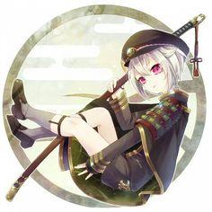 Touken Ranbu 刀剣乱舞 All Anime, Anime Art, Anime Boys, Mutsunokami Yoshiyuki, Nikkari Aoe, Touken Ranbu, Akita, Art Images, Anime Characters