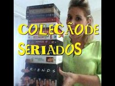 Seriados! Meu vício (Mini coleção) by Jeanine Bau - YouTube
