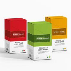Nutrient And Coffe Label by Damirsalkic   #packaging #packagingdesign #brand #branding #brandidentity #designinspiration #graphicdesign #graphicdesigner #designers #logodesigns #logodesigninspiraton #dentist #dental #industry #brandidentity