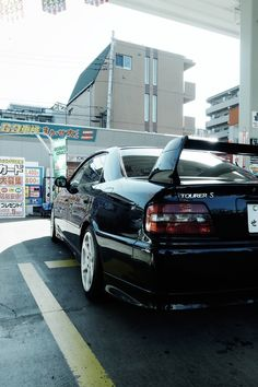 #TOYOTA #CHASER #TourerS