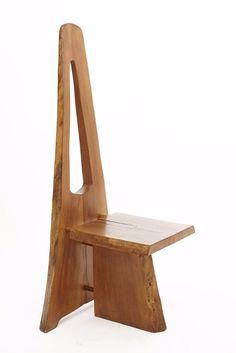 Dominique Zimbacca; 'Tripod' Chair, c1950.