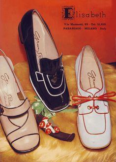 TheHistorialist: 1969 | ELISABETH | PARABIAGO, MILAN | PART 2