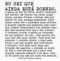 Pétalas Soltas Love You So Much, God Is Good, Conditional Love, Portuguese Quotes, Jesus Freak, Don't Give Up, Some Words, Spiritual Quotes, Word Of God