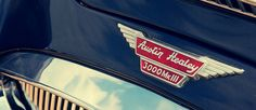 "Chromeography - ""Austin Healey"" - photos of emblems, badges, logos on cars & other objects"
