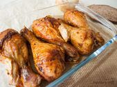 Easy Baked Chicken Drumsticks Simple and Quick Recipe Oven Baked Chicken Tenders, Easy Oven Baked Chicken, Yummy Food, Tasty, Quick Recipes, Food Videos, Turkey, Baking, Crane