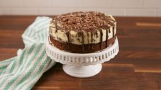 Brownie Bottom CheesecakeDelish