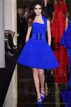 Atelier Versace Spring 2015 Couture Runway – Vogue