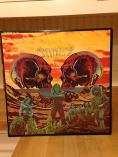 Steppenwolf 7 Record Album. # MCA-37047 On Coral. Super Clean Copy! Heavy Duty Rock N Roll!
