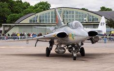 المقاتلة السويدية ساب دراكين Saab Sk35C Draken  http://malwmataskrya.blogspot.com/