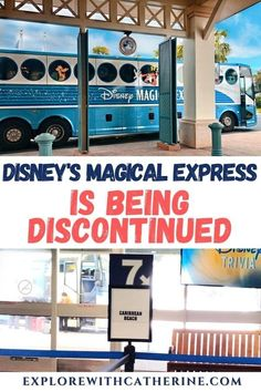 Will the discontinuation of Disney's Magical Express change the way you vacation at Walt Disney World? #wdw #disney #disneyworld #magicalexpress #dme #travelagent #disneyblogger
