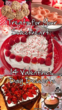 Looking for a homemade Valentine's Day dessert to impress your sweetie this holiday? Then our free eCookbook, Treats for Your Sweetheart, is just what you've been looking for! From cakes to brownies and everything in between, this eCookbook will help you cast a love spell!