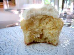 Lemon Limoncello Cupcakes: Confectionary Tales of a Bakeaholic