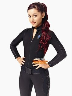 Ariana Grande Plays Amanda the secret geek who covers herself up but ip she is a expert gymnast! Photos Ariana Grande, Ariana Grande Poster, Ariana Grande Cute, Ariana Grande Outfits, Sam And Cat, Broadway, Mein Style, Dangerous Woman, Charlotte