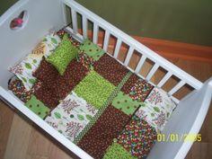 Gretel Baby Doll Crib Bedding Set