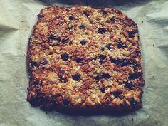 OATCAKE - ciasto owsiane