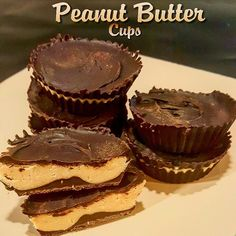 """185 Likes, 4 Comments - Christina Disley (@cheeseisthenewbread) on Instagram: """"🍬Candy🍬! This recipe was a lot of fun to make with the different levels of peanut butter and…"""""""