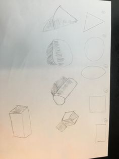 Basic shapes and simple shading
