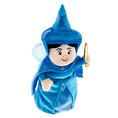 Merryweather Plush - Mini Bean Bag - 10'' - Sleeping Beauty