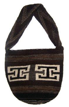 Resultado de imagen para mochilas arhuacas pequeñas