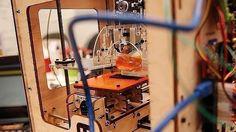 Fabrican un 'Lego' de células embrionarias con una impresora 3D