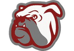 New Mississippi State University Logo - Georgia Bulldogs might not be real happy about this!